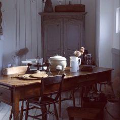 CHELSEA-OLDさんの、インテリア,ナチュラル,フランスアンティーク,イギリスアンティーク,アンティーク家具,アンティーク,椅子,部屋全体,のお部屋写真