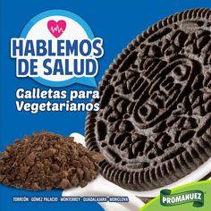 Recientemente en su página oficial se ha descrito que las #GalletasOreo en su nueva receta son elaboradas sin suero de leche como ingrediente, lo que las hace aptas para vegetarianos. #AlimentateSanamente #RicoyNatural