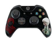 Skin de Twin Souls: Path of Shadows (Lince Works) para el mando de Xbox One