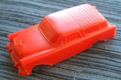 Processed Plastic   Chevrolet Nomad   Model Cars