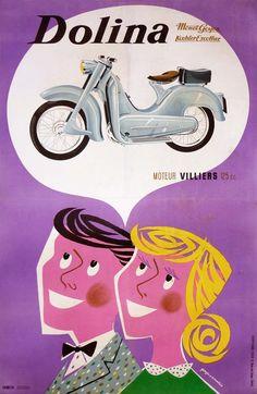 Monet Goyon Dolina : Gouju & Amalric 1957