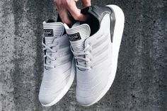 adidas Skateboarding Drops the Busenitz Pure BOOST Pro in Grey