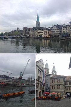 48 hours in Zürich – Day 1: The Old Town and celebrating Sechseläuten #travel #switzerland #zurich