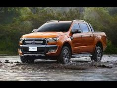 2016 Ford Ranger Review in Australia