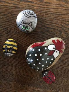Rocks, Enamel, Crafts, Amor, Isomalt, Polish, Manualidades, Enamels, Stone