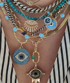 Eye Jewelry, Body Jewelry, Jewelery, Jewelry Accessories, Jewelry Necklaces, Fashion Jewelry, Jewelry Design, Accessoires Hippie, Hippie Jewelry