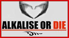 Alkalise or DIE Roslyn Uttleymoore