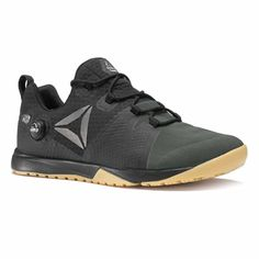 Reebok R Crossfit Nano Pump Baskets, Reebok Crossfit Nano, Black Reebok, Sport, Training Shoes, Cross Training, Gym Workouts, Designer Shoes, Shoes Sneakers