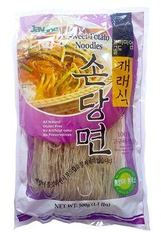 Jayone Sweet Potato Noodles Paleo 1.1 lbs. (Pack of 2)
