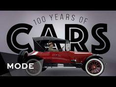 Dos clássicos aos modernos: 100 anos de carros em um vídeo - He Hype