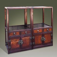 Chinese Cabinet, Chinese Furniture, Korean Traditional, Cabinet Styles, Chinese Style, Woodworking, Contemporary, Luxury, Storage