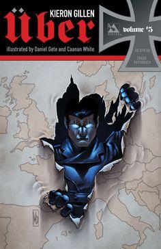 Uber Vol. 5 by Kieron Gillen (Avatar Press)