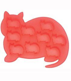 Cat - Ice Tray!