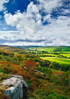 Corby Crags stunning views