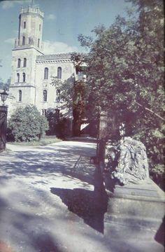 Zdjęcie numer 1 w galerii - Stary Zamek i Pałac w Świerklańcu na archiwalnych zdjęciach