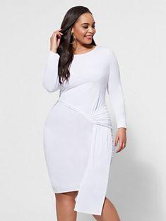 Curvy Girl Fashion, Black Women Fashion, Plus Size Fashion, Womens Fashion, Fashion Edgy, Fashion 2018, Cheap Fashion, Fashion Styles, Plus Size Womens Clothing