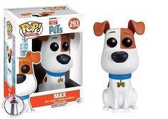 Figurine - Pop! Movies - Comme des Bêtes - Max - Vinyl - Funko ...