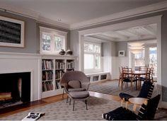 Fascinants salons avec l'accent du gris ~ Décoration Salon / Décor de Salon