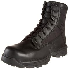 """Danner Men's 6"""" Striker II Side Zip GTX PT Work Boot Danner. $179.95. 6"""" Side Zip boot for easy entry and exit. Terra Force X Lite performance platform for lightweight stability. Leather and textile. Rubber sole. Non-metallic construction. Gore-tex offers the ultimate in waterproof, breathable protection"""