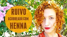 Henna para iniciantes: Como pintar o cabelo com Henna pela primeira vez - Ruivo Acobreado