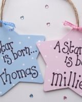 New baby gifts name plaques wall hangers keepsakes clever new baby gifts name plaques wall hangers keepsakes negle Image collections