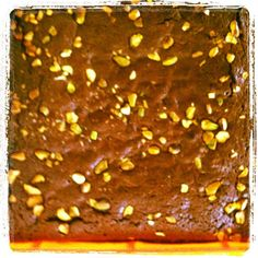 Healthy Eating Recipes, Healthy Desserts, Pistachio, Meatloaf, Brownies, Cooking, Food, Eat Clean Desserts, Cuisine
