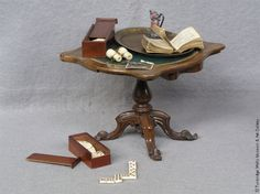Rigg Doll's House - gaming table