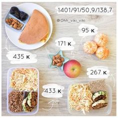 Lunch Meal Prep, Healthy Meal Prep, Healthy Foods To Eat, Diy Snacks, Lean Meals, Breakfast Lunch Dinner, No Calorie Foods, Fat Burning Foods, Proper Nutrition