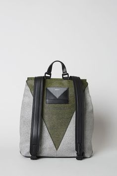 ThingTank - Kenzo Backpack Patchwork