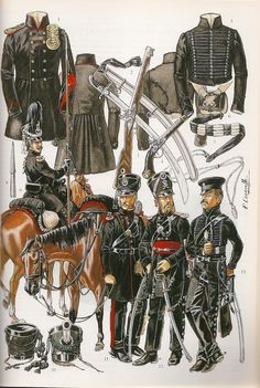 NAP- Prussia: Best Uniform - Page 208 - Armchair General and HistoryNet >> The Best Forums in History Military Art, Military History, Military Fashion, Best Uniforms, German Uniforms, Army Uniform, Military Uniforms, Napoleonic Wars, German Army
