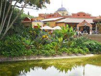 La Cantina Restaurant in Mexico at Epcot World Showcase in Walt Disney World