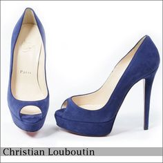 Louboutin, those are shoes.