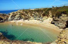 Beach Buizinhos, Porto Covo, Portugal