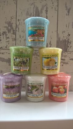 Win a Yankee Candle Riviera Escape Votive Gift Set From Love Aroma