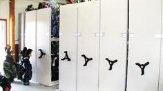 Golf Mobile Shelving Storage