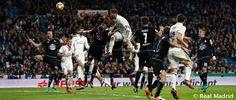 Al Real Madrid se le da bien la cabeza