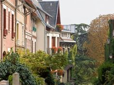 Village in Paris