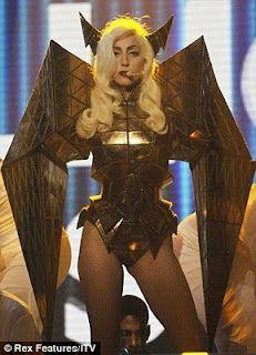 Lady Gaga Satanic Illuminati Puppet