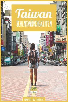 Taiwan, Asia Travel, Where To Go, Dubai, Times Square, Things To Do, Travel Destinations, Copenhagen, Videos