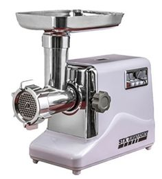 The Powerful STX Turboforce Classic 3000 Series Electric Meat Grinder & Sausage Stuffer: 4 Grinding Plates, 3 - S/S Blades, Sausage Tubes & Kubbe Maker. 2 Free Meat Claws & 3 in 1 Burger-Slider Maker! Pork Sausage Recipes, Venison Recipes, Meat Recipes, Homemade Cat Food, Best Sausage, Best Commercials, Best Meat, Chef Knife, Gourmet