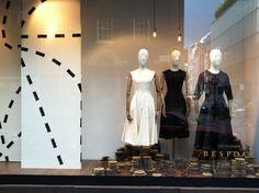 Selfridges 'Bespoke' windows, London