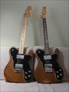 Fulfilling a dream - '74 Telecaster Deluxe - Telecaster Guitar Forum