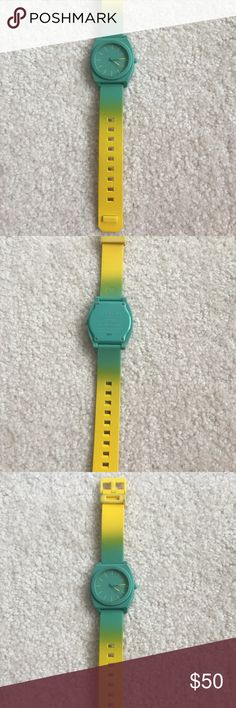 Nixon Watch ⌚️ Nixon Watch, like new except some color change on the strap holder Nixon Accessories Watches