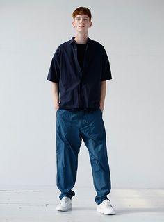 Salvy SS16.  menswear mnswr mens style mens fashion fashion style campaign…