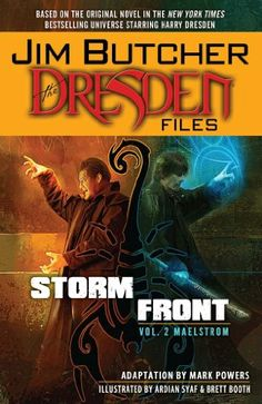 74 best books images on pinterest in 2018 app apps and archaeology jim butchers the dresden files storm front volume 2 maelstrom hc dresden files dynamite storm front is a riveting story of paranormal adventure and fandeluxe Image collections