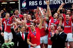 Welsh Rugby team - six nations 2013