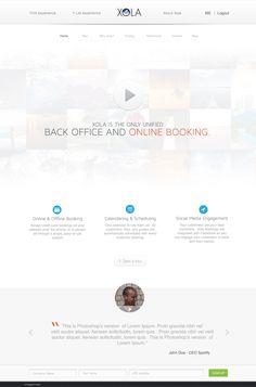 Landing Page - Seller