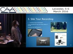 The potential futures of drone recording in Archaeology and Cultural Heritage - YouTube