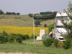 Camp. Domaineaupiet, midipyreneeen Frankrijk Montpezat