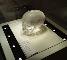 The quartz crystal skulls, many of which are currently protected in museums. HP (Hewlett Packard) tested one of these crystal skulls and found that the temperature always stays the same no matter whether the surrounding temperature is hot or cold. Furthermore, the quartz crystal skulls were carved against the grain of the crystal, an unparalleled feat of craftmanship. If human technology tried to replicate this process it would shatter the crystal into a thousand pieces. IBM has also shown…